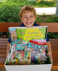 Easter joy - making a difference to sick kids