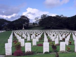 war graves Bomona